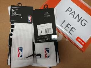 Nike NBA elite quick cushioned crew basketball socks 籃球 襪