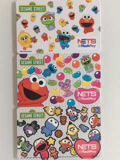 Limited Edition brand new Sesame Street Baby And Elmo Design nets Flash Pay Cards for $13.90 EACH.