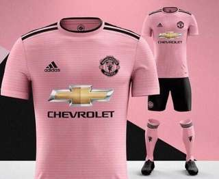 Manchester United leaked Jersey 18/19