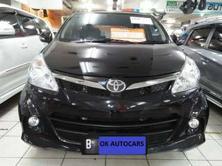 Avanza Velos 1.5 Tahun 2015 AT matic Hitam Metalik