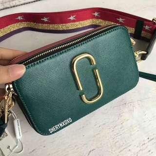 Marc Jacobs Mini Snapshot Crossbody Bag