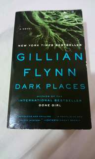Dark Places from Gone Girl Author