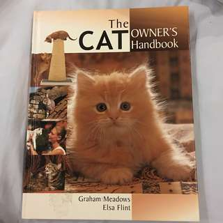 The cat owners handbook / Cat book