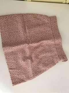 Vivienne Westwood mini skirt