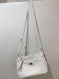 White Cabrelli Shoulder bag