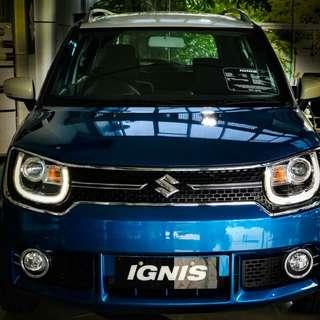 Suzuki Ignis GX DP Ceper