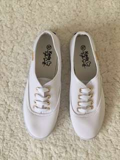 Keds - white sneakers