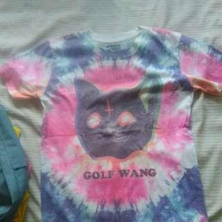 Golf Wang tie dye