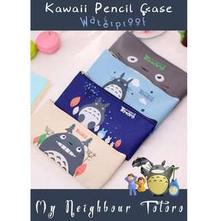 Kawaii Waterproof Pencil Case - My Neighbour TOTORO Series