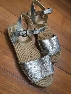 Sparkle shoes for teens