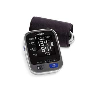 Omron 10 Series BP786 Wireless Upper Arm Blood Pressure Monitor with Bluetooth (Black)