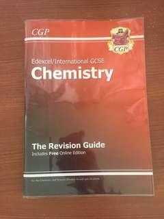 Edexcel IGCSE Chemistry CGP Revision Guide