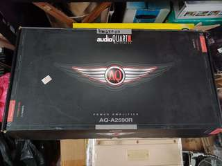 AudioQuart Car Amplifier