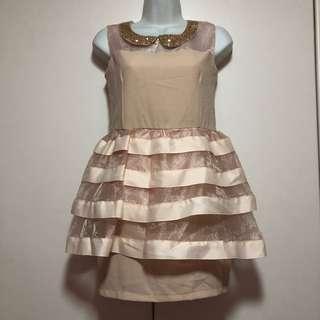 ♥️ Sequin Pastel Pink Dress