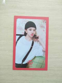 wts chaeyoung photocard