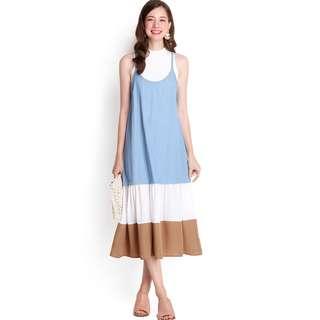 // PO // Spring Refresh Spag Dress