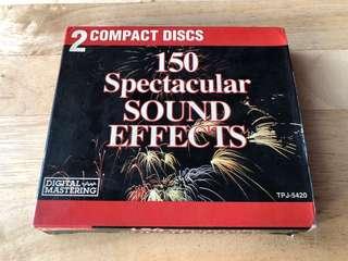 150首音效碟 150 Spectacular Sound Effects