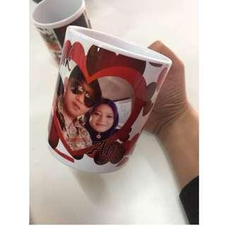 Love Design Mug Printing