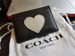 Coach cardholder (authentic)