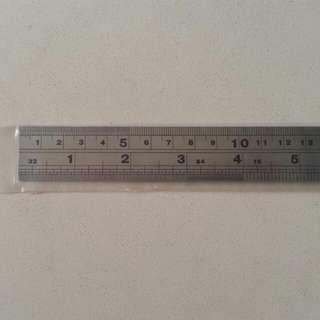 BN 30cm Metal Ruler