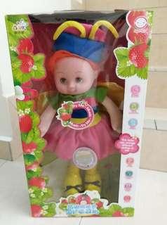 Baby girl Music doll