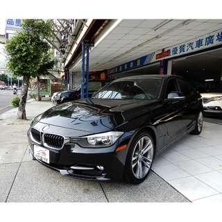 BMW 328 SPORT-LINE 天窗 抬頭顯示器 大螢幕 可全貸