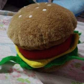 Burger Stufftoys
