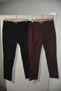 X2 Country Road pants - size 8