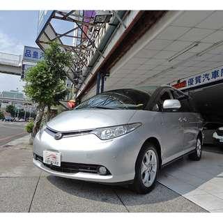豐田 PREVIA 2.4 全景式天窗 7人座 雙電動滑門