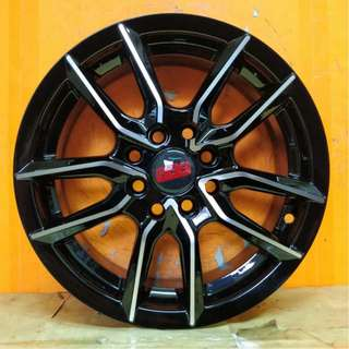 SPORT RIM 14inch BBS DESIGNS WHEEL
