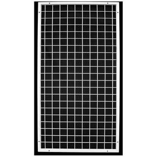 Wire mesh with frame white