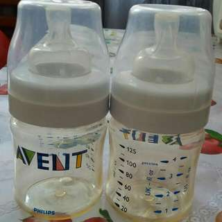 Avent Newborn Bottle PES (2pcs)