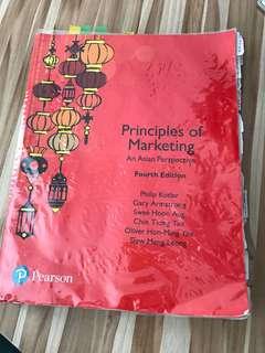 Principles of marketing (MKT1705/6)