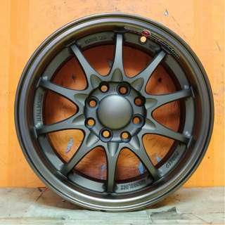 SPORT RIM 14inch CE28 DESIGNS WHEEL