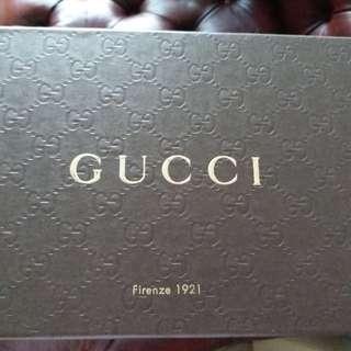 Gucci n Prada shoe boxes