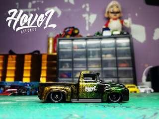 Hot Wheels Ford Pickup [CUSTOM]