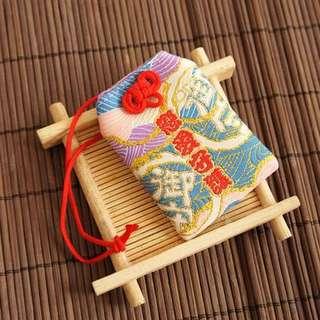 日式 手機 電話 手袋 護身符 御守 保佑 愛情 戀愛