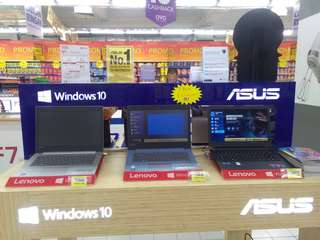 promo laptop free 1x cicilan