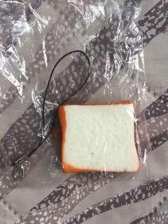 Slice of Bread Slow Rising Squishy