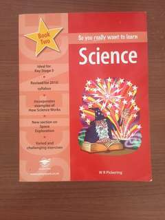 Complete Science Textbook for Key Stage 3