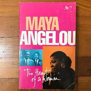 [BESTSELLER] The heart of a woman by maya angelou