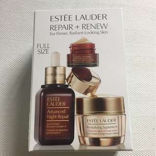 Estee Lauder Advanced Night Repair30ml Revitalizing-Supreme-Gift-Set-Worth升級再生基因修護露