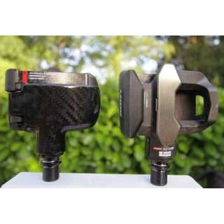 (Discount) Original Black Look Aero KEO Blade Carbon Pedals With Look Cleats Included
