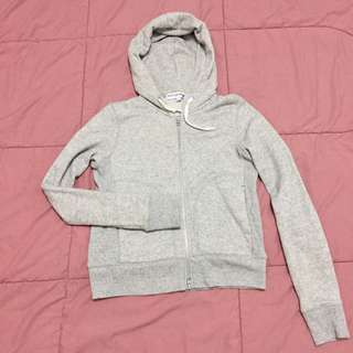 Uniqlo Zipped Hoodie Sweater Size S