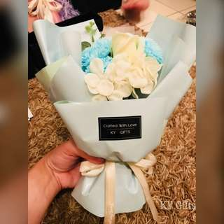 Tiffany Blue Mother's Day Bouquet