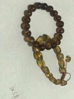 Amber accessories  for man and woman