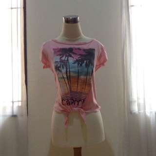 California Pink T-Shirt
