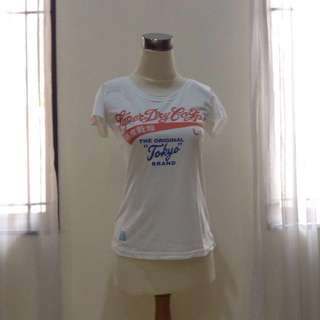 ORI SuperDry Go Jpn T-Shirt