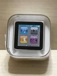 🚚 iPod nano 8GB silver