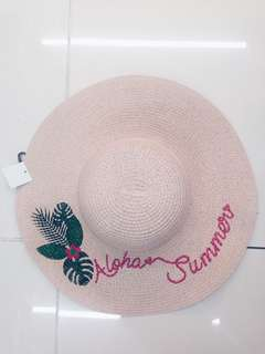 Aloha Summer Beach Hat